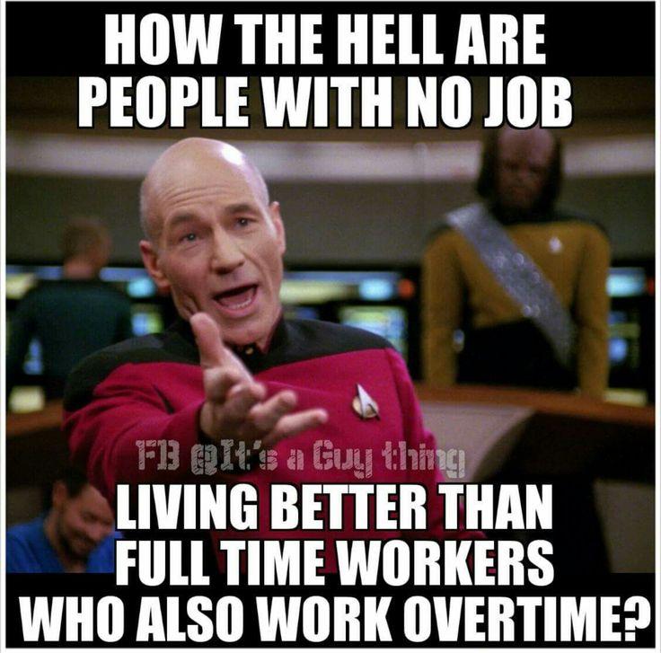 Funny Tired Work Meme