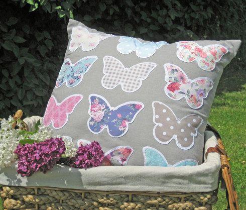 Mariposa Butterflies Cushion