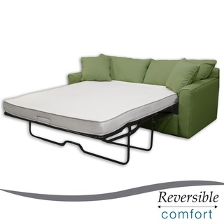 @Overstock - This reversible foam sofa sleeper mattress is made of four-inch high-density foam and is covered in beautiful damask ticking for superior comfort. Both sides of this lightweight, reversible foam sofa-sleeper mattress provide versatility and style.http://www.overstock.com/Home-Garden/Select-Luxury-Reversible-4-inch-Full-size-Foam-Sofa-Bed-Sleeper-Mattress/5522673/product.html?CID=214117 $164.99