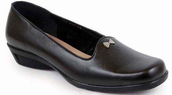 Sepatu kerja wanita formal sepatu pantofel wanita branded murah terbaru |085697680786|135.S15