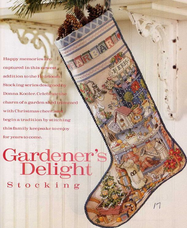 Gardeners Stocking 1 of 4