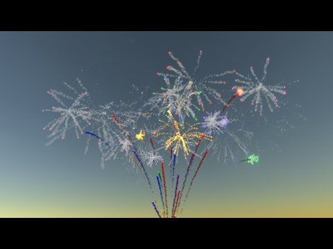 Fireworks effect   FREE DOWNLOAD   Unity3d - YouTube