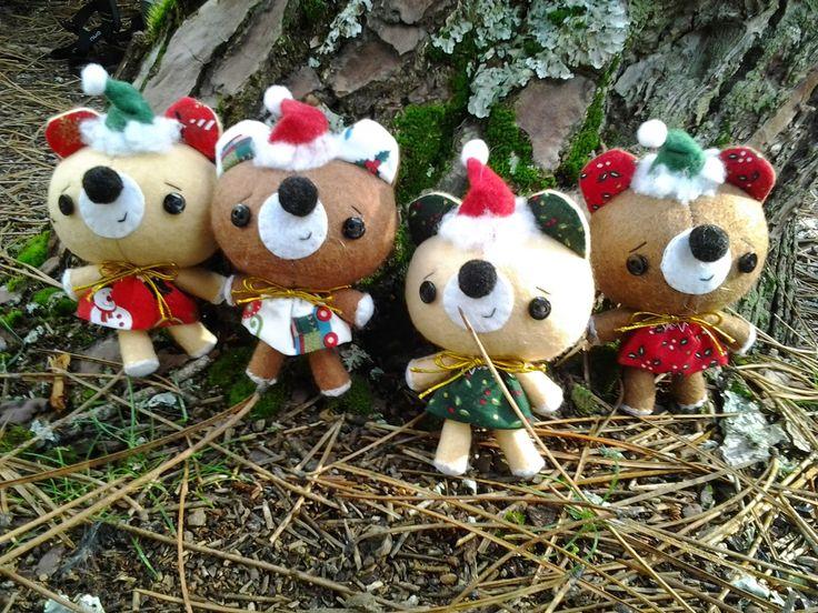 Los mundos de Esthercita: Ayudantes de Santa Claus