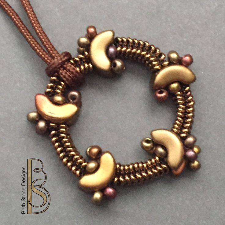 Arco beads. Beth Stone Designs