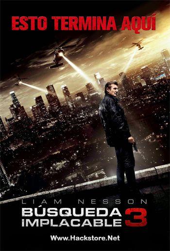 Busqueda Implacable 3 2015 Blu Ray Rip Hd Latino Taken Film Liam Neeson Free Movies Online