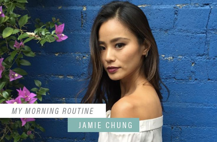 """Why Jamie Chung and her husband have a """"two week"""" rule – Well+Good"""