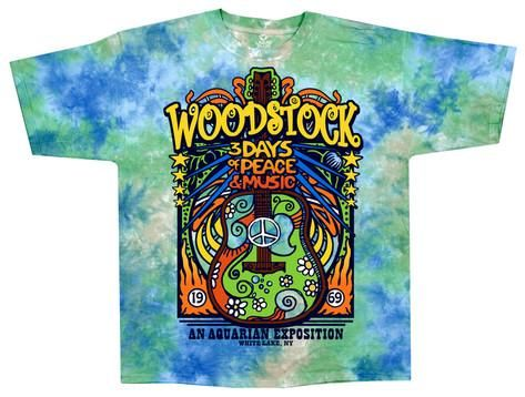 Woodstock - Woodstock Music Festival T-shirts at AllPosters.com