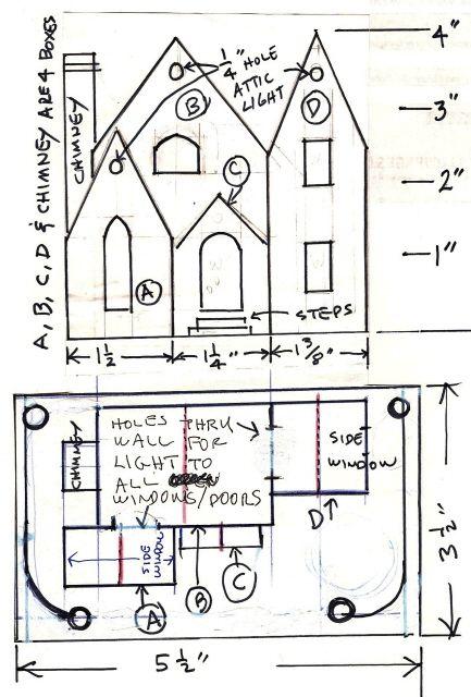 Putz house plans
