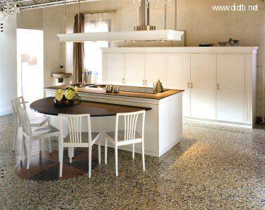 pavimento graniglia cucina - Cerca con Google