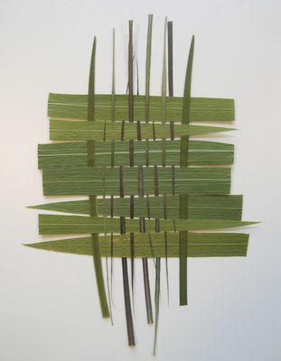 grass weaving