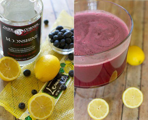 blueberry lemonade moonshine recipe