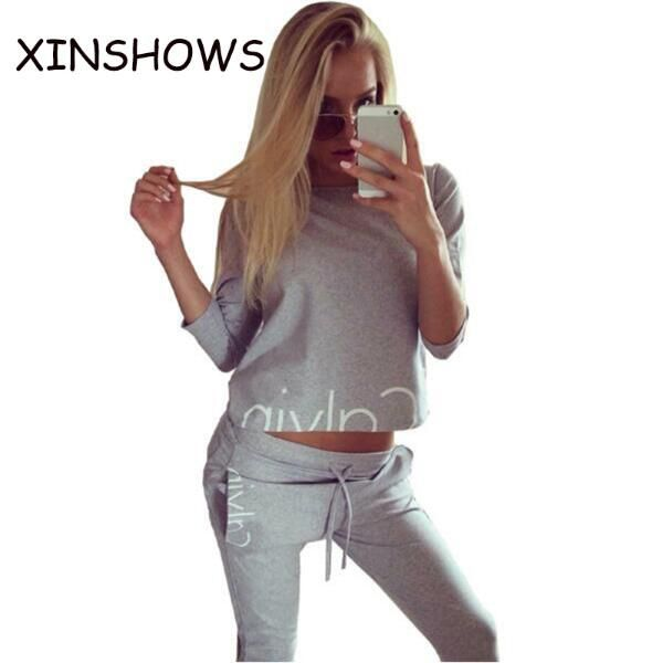 Women's Fashion  Calvin   Winter Ladies Sportsuit Brand Hoodies suit Tracksuit for women 2 Pieces Set Streetwear Sweatshirts Pullover <3 AliExpress Affiliate's Pin. Offer can be found by clicking the VISIT button