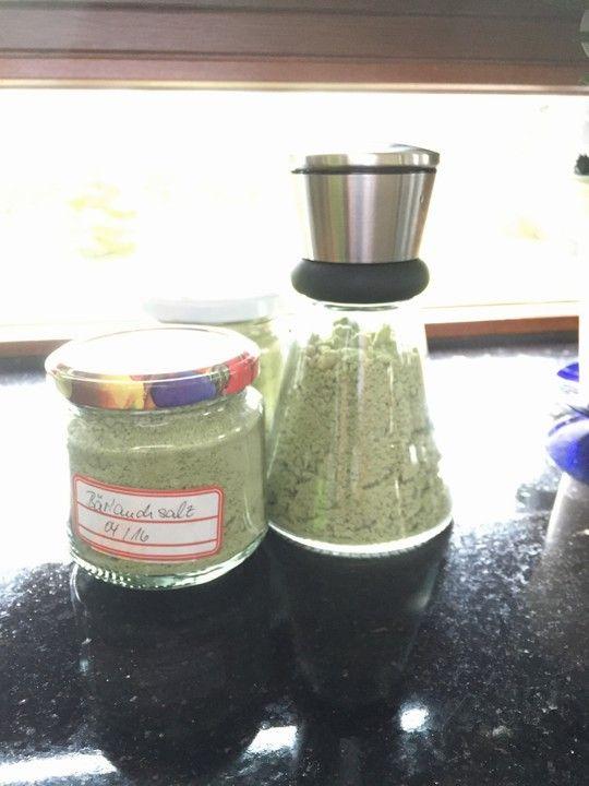Bärlauchsalz, ein leckeres Rezept aus der Kategorie Gewürze/Öl/Essig/Pasten. Bewertungen: 1. Durchschnitt: Ø 3,0.
