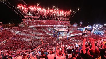 News and Media Overview – World Wrestling Entertainment Inc. fot. from Wrestlemania 33