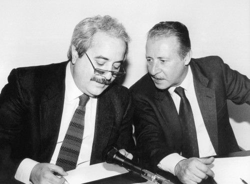 20 years later....don't forget....Giovanni Falcone- Paolo Borsellino.