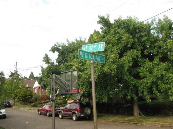Visit Klickitat Street in Portland, Oregon.  Hometown of Ramona Quimby.  Done: October 28, 2014
