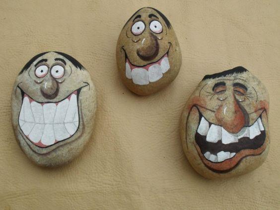 PedraBrasil: Painted Stones