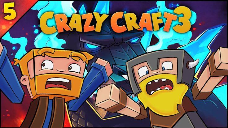 Minecraft Mods ★ SUPER PLANE IN MY POCKET (5) ★ Crazy Craft 3