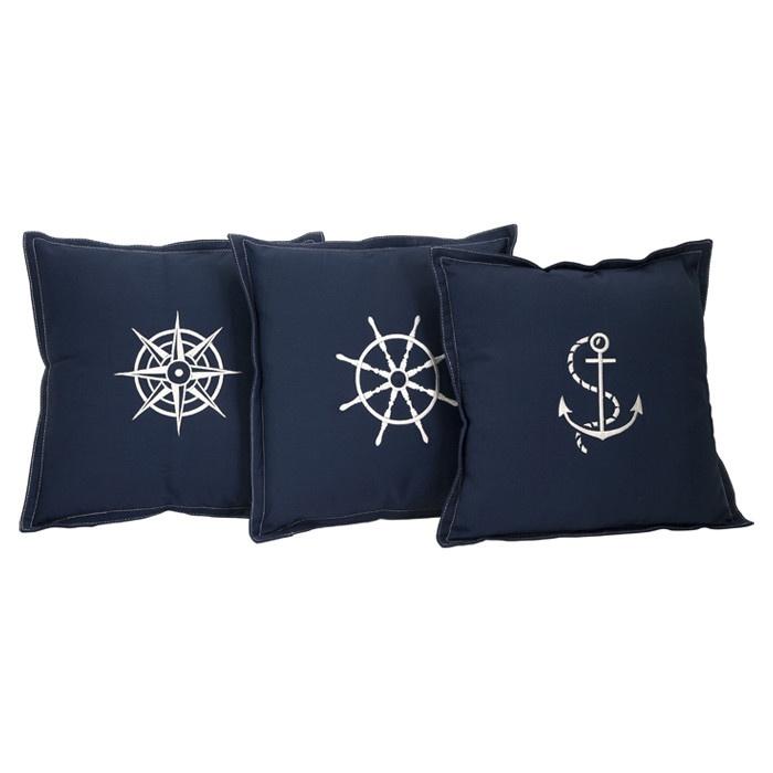 Admiral Pillow Set