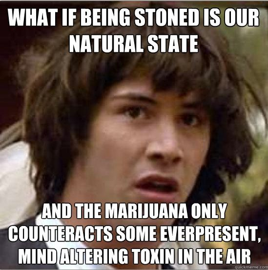 conspiracy keanu hmmm... Just remembering that there's always a new way of the thinking