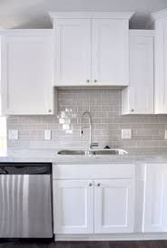 Image result for contemporary white shaker kitchens