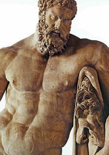 Ο Ηρακλής εφτασε ως τον Βόρειο Πολικό Κύκλο. Δεν φαντάζεστε τι γύρευε!!!
