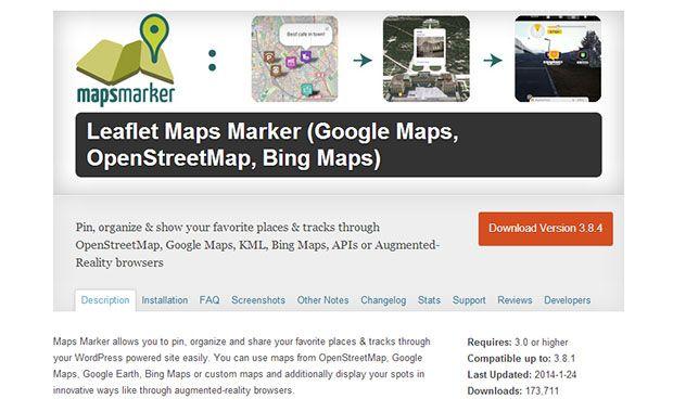 Leaflet Maps Marker Google Maps Plugin