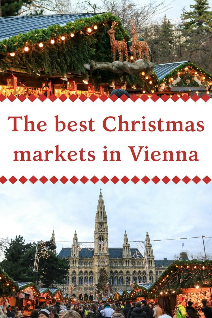 Best Vienna Christmas Markets (2020 Dates and Location