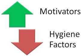 Marketing and Management Solution: Herzberg's Two Factor Theory of motivation