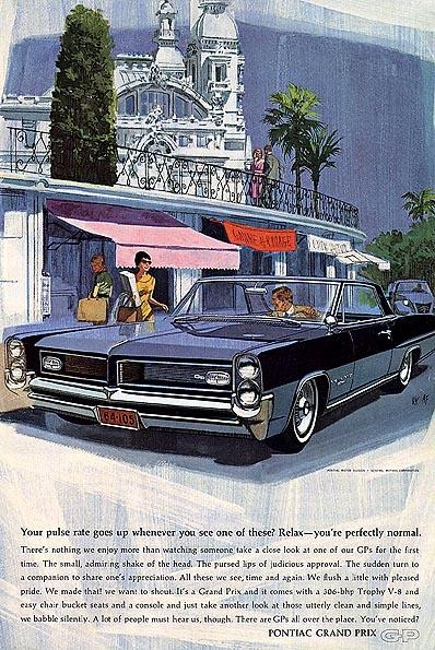 Pontiac Grand Prix...1964