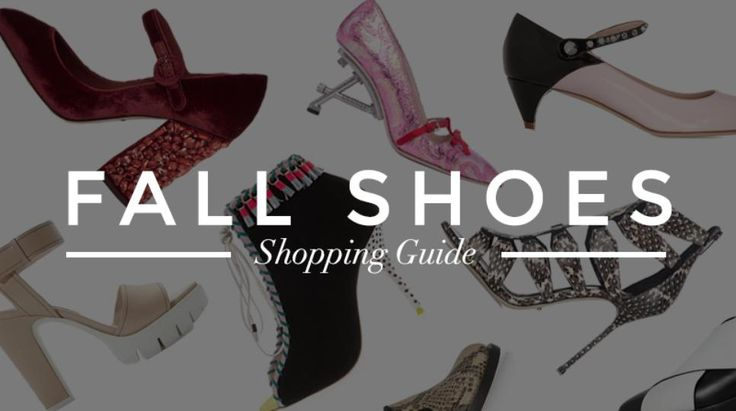 The 5 Biggest Shoe Trends for Fall