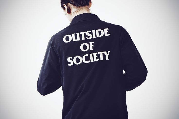 outside of society Fuct