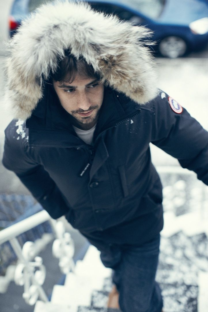 The Future of Canada Goose | Life+Times #canadagoose #streetstyle #men #parka #coat #winter