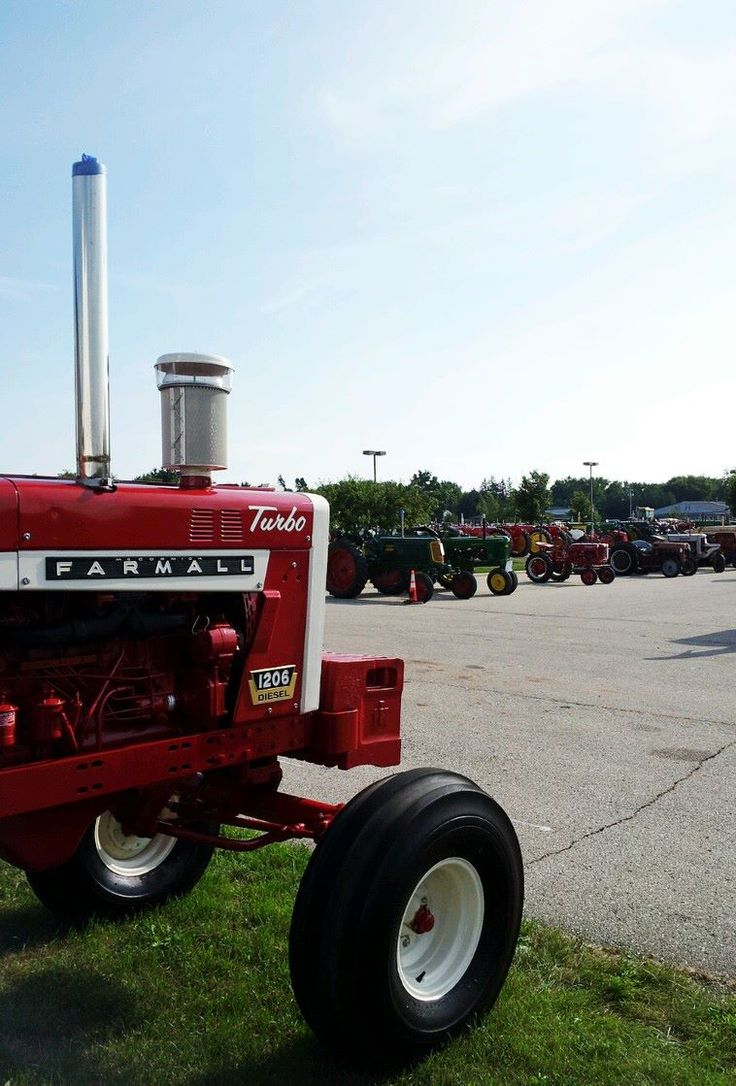 463 Best Images About Farmall On Pinterest