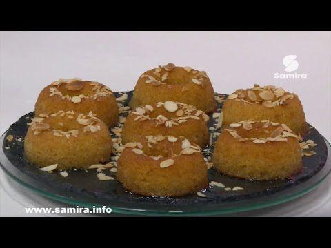 طريقة تحضير خبز تونس Samira TV /