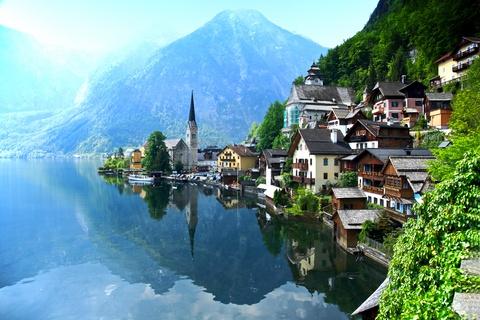 Hallstadt, Austria! www.tripolin.com