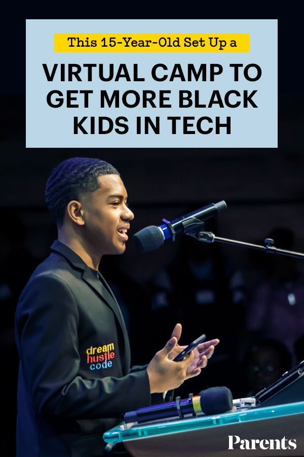 This 15 Year Old Set Up A Virtual Camp To Get More Black Kids In Tech In 2020 Science Education Coding Camp Computer Science