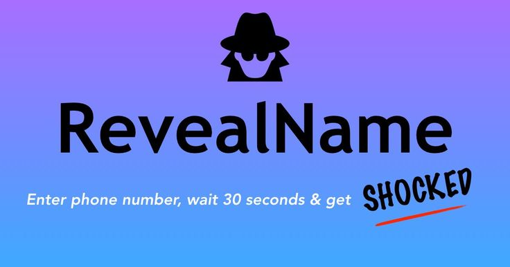 RevealName is world's best service for completely free reverse phone lookup with name. Get full owner name for any phone number. 100% accurate and instant results.