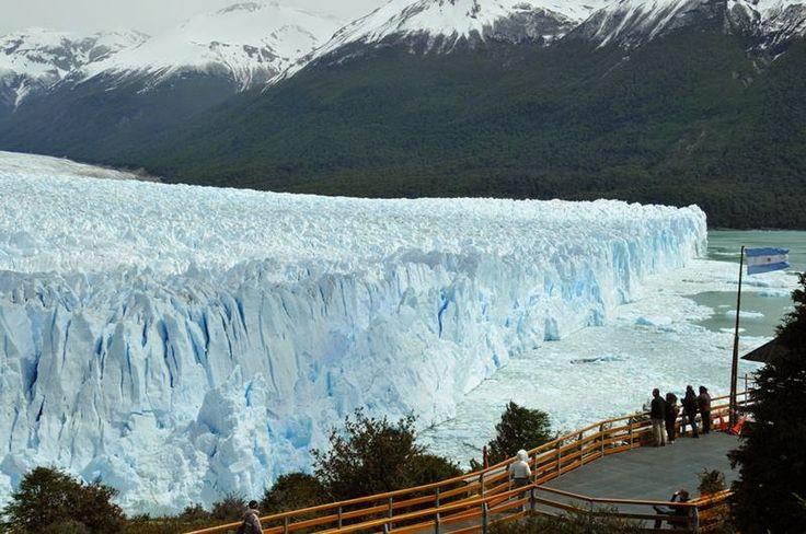 Perito Moreno Glacier, Argentina The Perito Moreno Glacier or Glaciar Perito Moreno is a glacier located in the Los Glaciares National Park in southwest Santa Cruz Province, Argentina. It is a UNESCO World Heritage site and one of Argentina's most popular attractions.