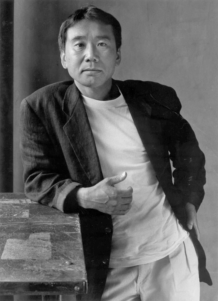 """I generally concentrate on work for three or four hours every morning. I sit at my desk and focus totally on what I'm writing. I don't see anything else, I don't think about anything else."" - Haruki Murakami"