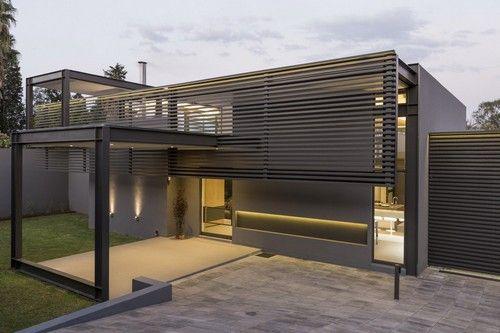Arquitectura minimalista lujo comfort y funcionalidad residencia Sar (2)