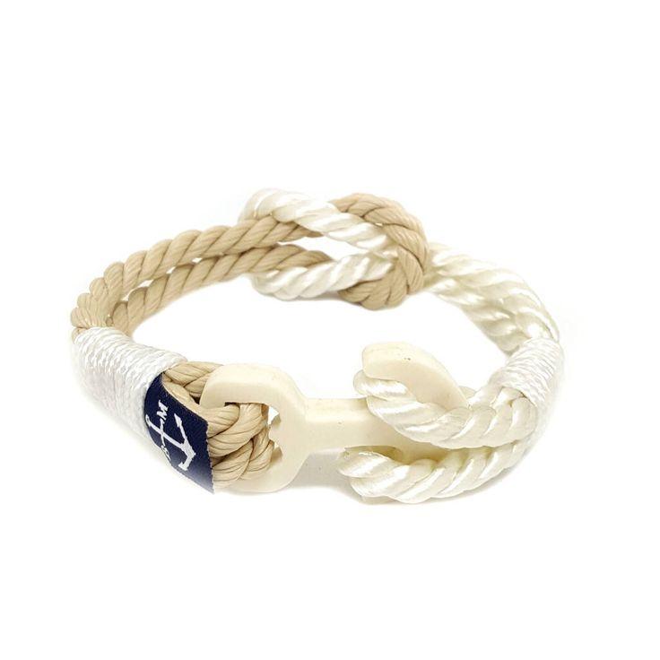 Reef Knot Nautical Rope Bracelet , Unisex Bracelet ,Sailor Bracelet ,Shackle Bracelet , Surfer Bracelet by TheBranMarion on Etsy https://www.etsy.com/listing/524611233/reef-knot-nautical-rope-bracelet-unisex