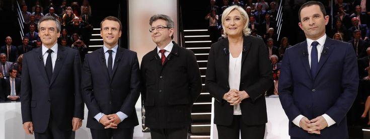 """Le journal de BORIS VICTOR : Débat de la présidentielle : """"Le Pen et Mélenchon ..."""