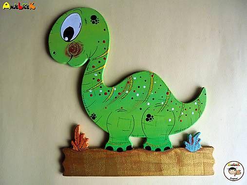 anjelicek / Menovka - dinosaurus