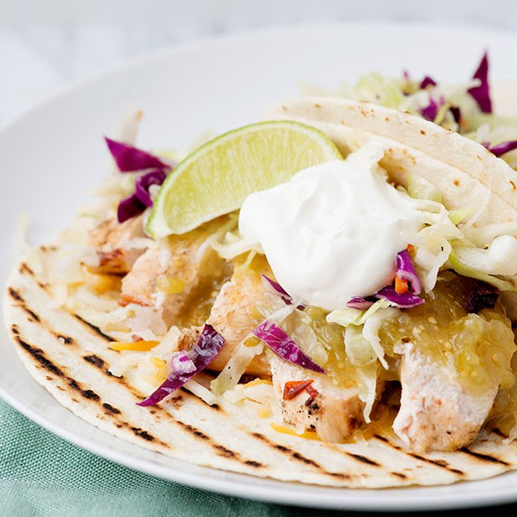 Grilled Chipotle Chicken Tacos | TACOS & TRUCKS | Pinterest