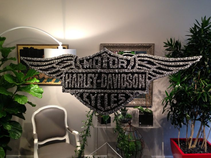 Custom Harley Davidson Sympathy Piece