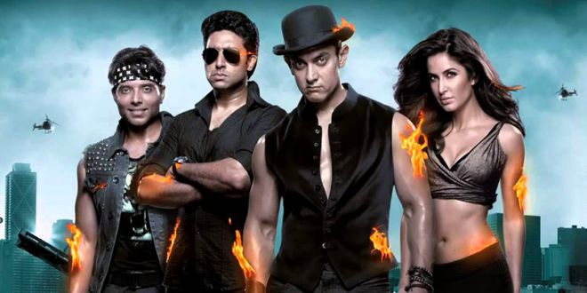 #Dhoom3 - Motion Poster 2