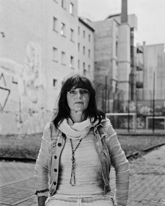 ☢ Christiane F. in 2013