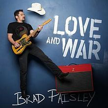 Brad Paisley, Love and War