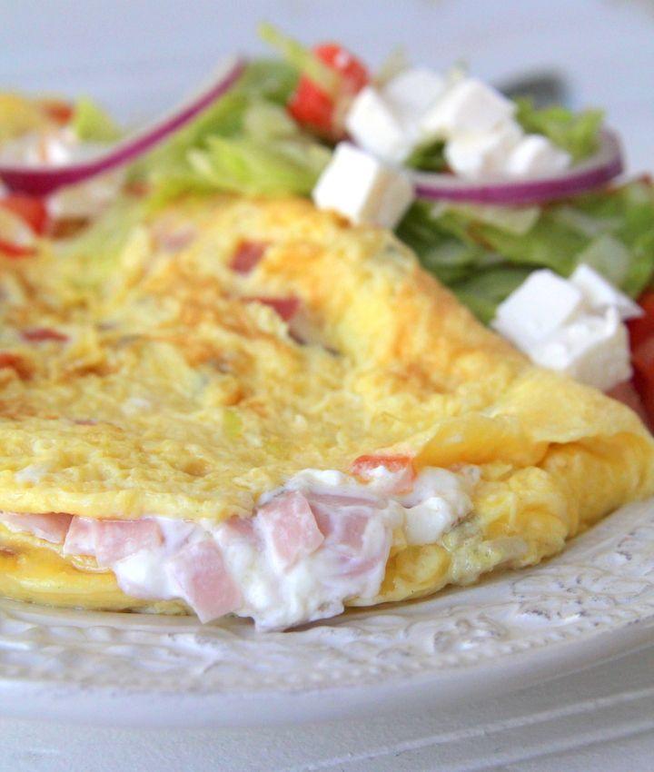 Omeletter | Jennys Matblogg